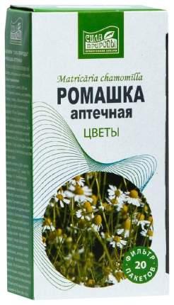 Ромашка цветки пакеты 20 шт. Напитки Сила природы