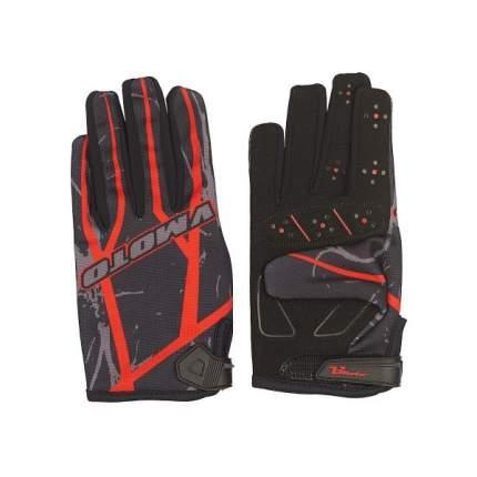 Мотоперчатки Vmoto 1265 Black/Red, M