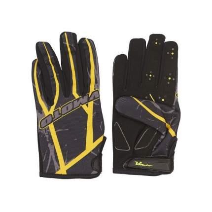 Мотоперчатки Vmoto 1265 Black/Yellow, L