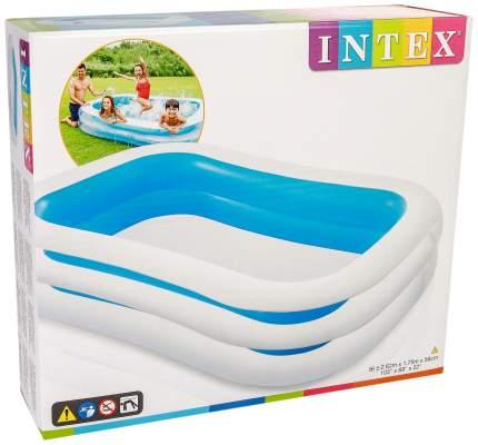 Надувной бассейн Intex 56483NP 262x175x56 см