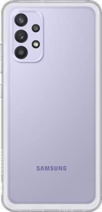 Чехол Samsung Soft Clear Cover для Galaxy A32 Clear