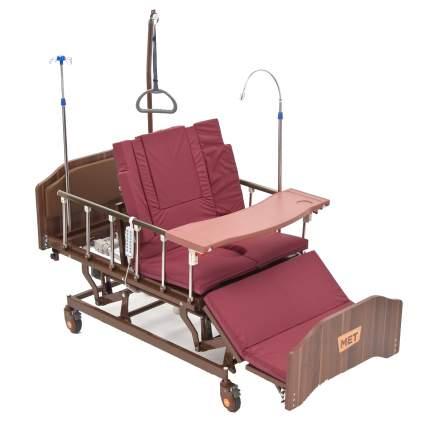 Кровать-кресло с регулировкой высоты, с переворотом и туалетом МЕТ REALTA