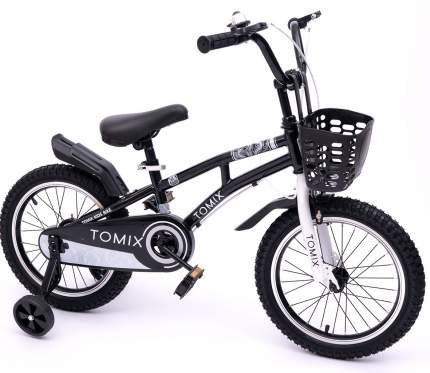 Детский двухколесный велосипед TOMIX W16/Black