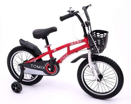 Детский двухколесный велосипед TOMIX W16/Red