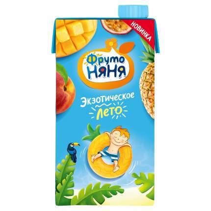 Нектар ФрутоНяня смесь фруктов с манго с 3 лет - 500 мл 43000774