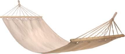 Гамак Koopman 200x80 см с планками бежевый (X39500430)