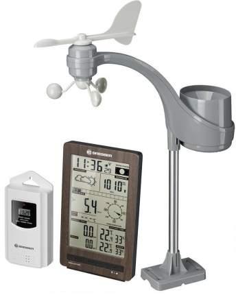 Профессиональный метеоцентр с анемометром и датчиком осадков Bresser ClimaTemp FW