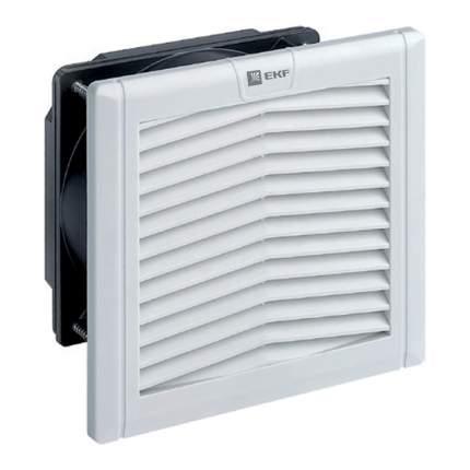 Вентилятор с фильтром 52 м?/ч 124x124 мм IP54 EKF PROxima