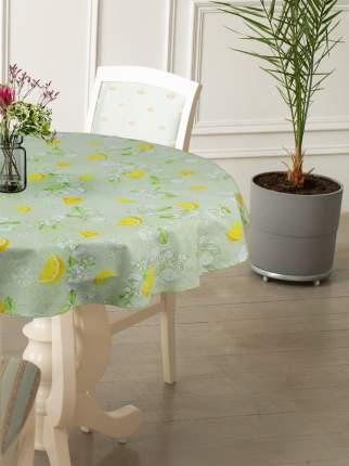 Скатерть овальная Лимон 200*150 см