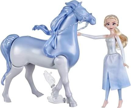 Кукла Hasbro Disney Frozen Холодное сердце 2 Эльза и Нокк