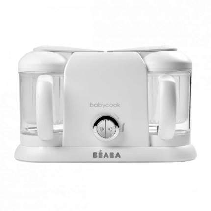 Блендер-пароварка Beaba Babycook Duo White/Silver