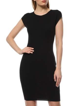 Платье женское Cruciani CD21.263 черное 38 IT