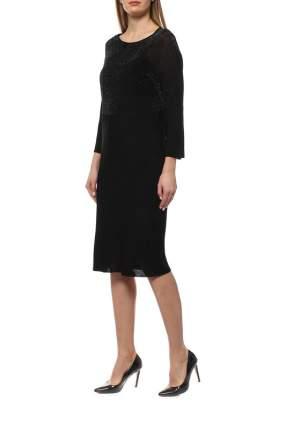 Платье женское Cruciani CD21.412 черное 38 IT