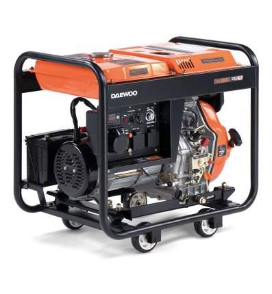 Дизельный генератор DAEWOO DDAE 6000 XE