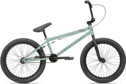 "Велосипед Haro Boulevard 2021 20.75"" бирюзовый"