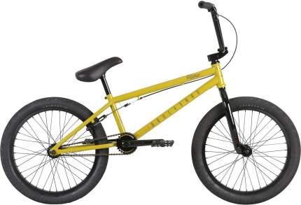 """Велосипед Haro Boulevard 2021 20.75"""" желтый"""
