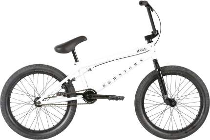 "Велосипед Haro Downtown 20.5"" белый 2021"