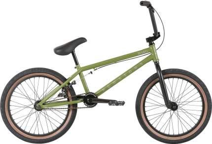"""Велосипед Haro Downtown 20.5"""" матовый оливковый 2021"""