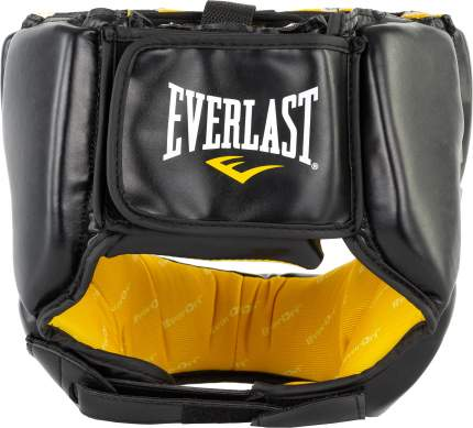 Шлем Everlast Elite PU L/XL черн.