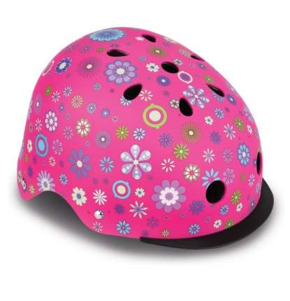 Защитный шлем Globber Elite Lights, pink, S/XS