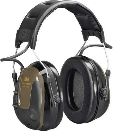 Наушники активные 3M™PELTOR™ProTac Hunter,SNR 26db,черные/зеленые