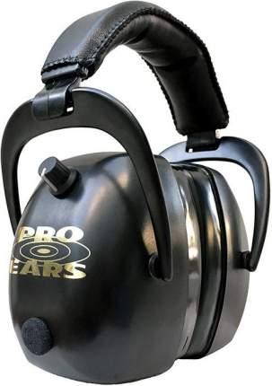 Наушники активные Pro Ears Gold II, NRR26dB, стерео, раздельный регулятор, черный