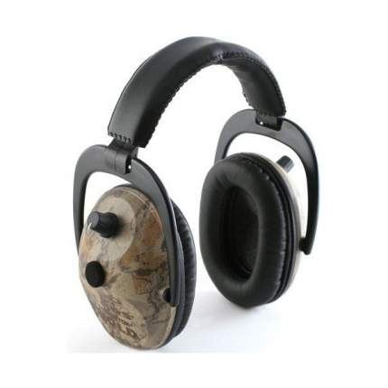 Наушники активные Pro Ears Predator Gold камуфляжные стерео, складные