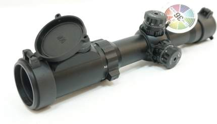 Прицел LEAPERS Accushot T8 Tactical 1-8X28, 30мм, грав.BG4, кронштейн ACCU-SYNC®