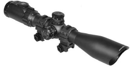 Прицел LEAPERS Accushot Tactical 1.5-6x44, 30мм, нить MilDot, подсв.IE36, кольца, 690г