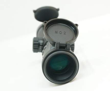 Прицел LEAPERS Accushot Tactical 3-12X44, 30мм, SF-параллакс, грав. MilDot, подсв.IE36