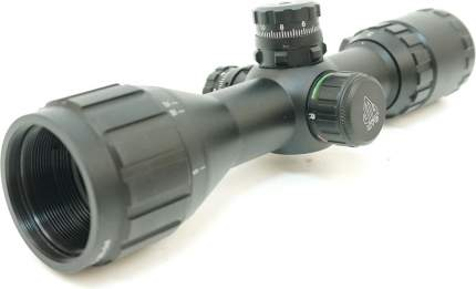 Прицел LEAPERS Bug Buster 3-9X32, 25.4мм, AO-параллакс от 2.7м, нить MilDot, подсв.R/G