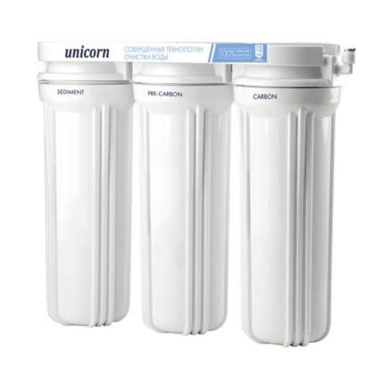 Система фильтрации с краном под мойку 3-ст Unicorn FPS-3