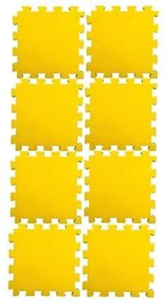 Будо-мат Kampfer №6 желтый