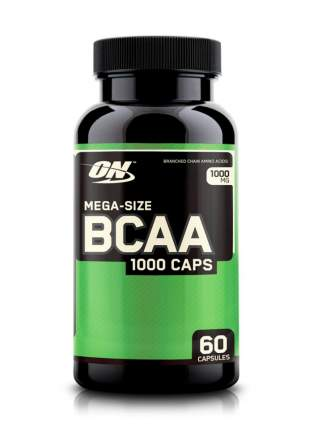BCAA Optimum Nutrition BCAA 1000 Caps 60 капсул