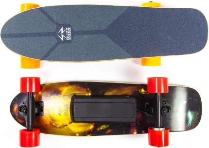 Электроскейт BuzzBoard B1-Red