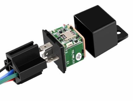 Автомобильный мини-трекер MV730 с GPS