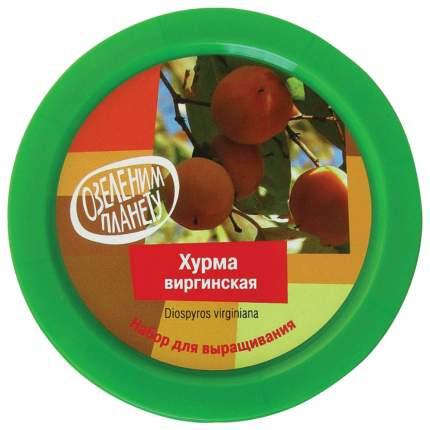 Набор для выращивания растений Вырасти дерево Хурма виргинская zk-085