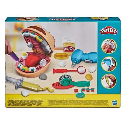 Игровой набор с пластилином Hasbro Play-Doh F1259 Мистер Зубастик с золотыми зубами
