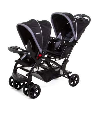 Коляска для двойни Ramili Baby Twin ST