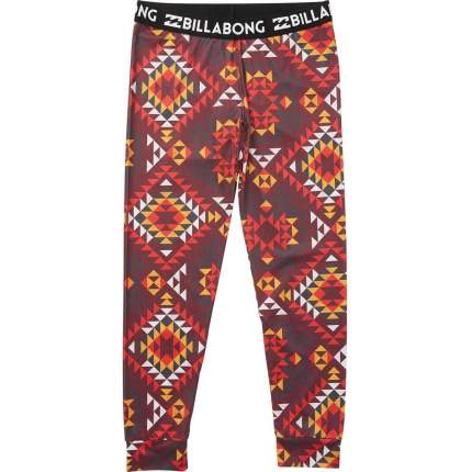 Спортивные брюки Billabong Warm Up Tech Pant, Navajo Red, L INT