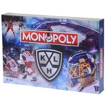 Настольная игра Hasbro Монополия КХЛ С56221210/Z02651210