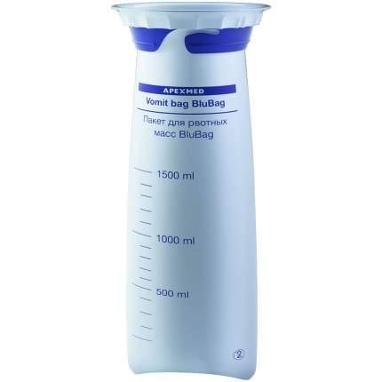 Гигиенический пакет для рвотных масс BluBag 1500 мл 50 шт.