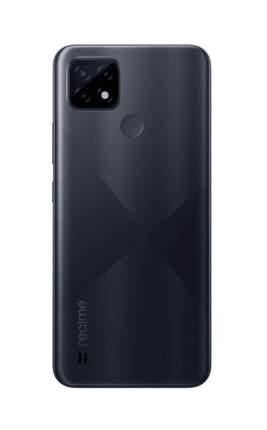 Смартфон Realme C21 4+64GB Cross Black (RMX3201)