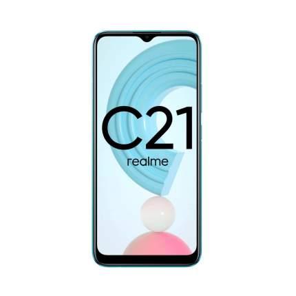 Смартфон Realme C21 4+64GB Cross Blue (RMX3201)