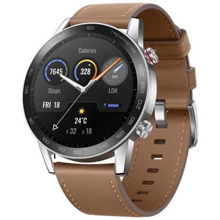 Смарт-часы Honor MagicWatch 2 Flax Brown (MNS-B39)