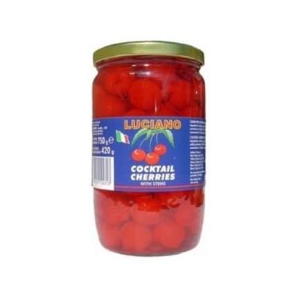 Черешня красная с веточкой Коктейль, 750 гр.