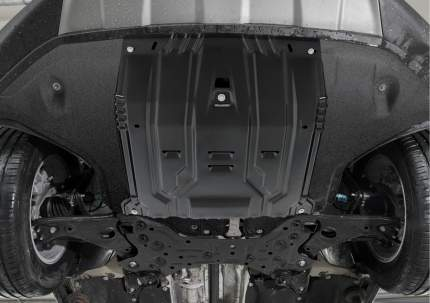 Защита картера, КПП AutoMax Hyundai Santa Fe 18-/Tucson 15-/Kia Sorento Prime/Sportage 16-