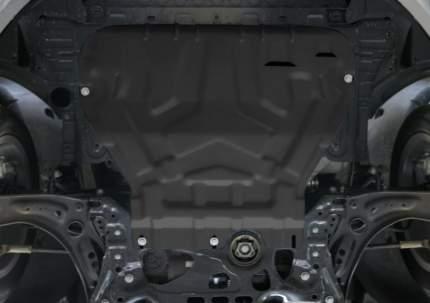 Защита картера и КПП AutoMax Skoda Octavia A7 2013-2017 2017-н.в., сталь 1.4 мм, AM.5111.1