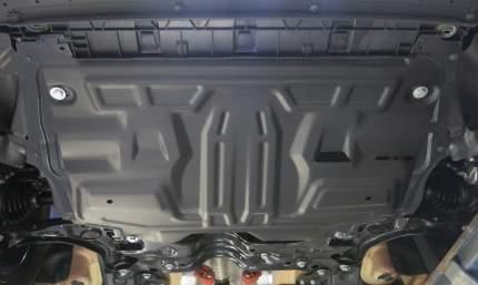 Защита картера и КПП AutoMax Seat Ibiza/Skoda Fabia/Rapid/Roomster/VW Polo, AM.5842.1