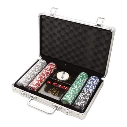 Фабрика Покера: Набор из 200 фишек для покера с номиналом 251534